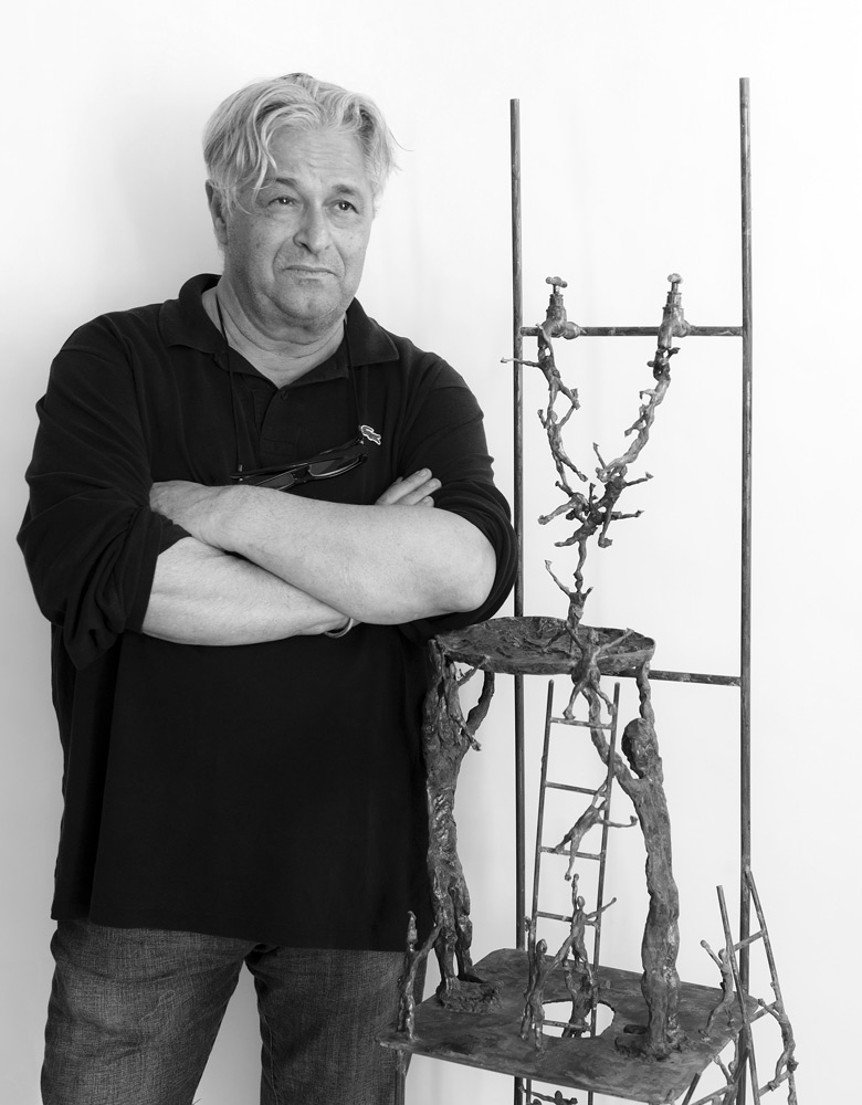Pantaleo Cretì, artista